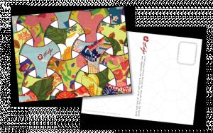 Edge Promotional Postcards