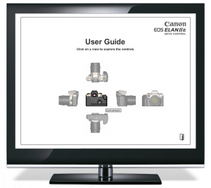 Canon Interactive Manual