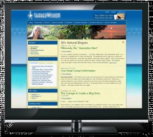 SharedWisdom CMS Web Site
